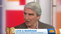 VIDEO: Sam Waterson Talks New Netflix Series GRACE AND FRANKIE