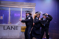 VIDEO: Jimmy Fallon, Maya Rudolph & Martin Short Star in 'Windy City Blue'