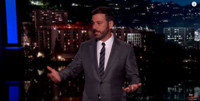 VIDEO: 'VP Candidate' Jimmy Kimmel on the Hot Dog Debate