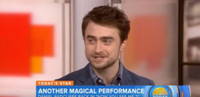 VIDEO: Daniel Radcliffe Discusses 'Now You See Me 2' on TODAY