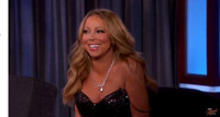 VIDEO: Mariah Carey Discusses Her Vast Sporting Knowledge on KIMMEL