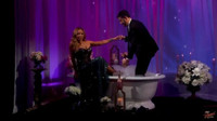 VIDEO: Bathtub Interview with Mariah Carey on KIMMEL