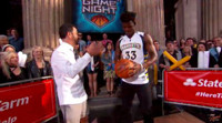 VIDEO: Million Dollar Shot with Jimmy Butler on KIMMEL