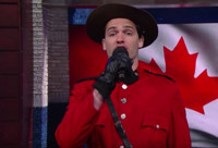 VIDEO: Stephen Colbert Reveals New Lyrics to 'Oh Canada' (aka 'Our Prime Minister Is Hot')