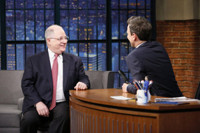 VIDEO: VEEP Executive Producer Frank Rich Chats Hit HBO Comedy on 'Late Night'