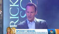 VIDEO: Patrick Wilson Says 'Conjuring 2' Is Creepier & Funnier Than Original