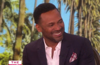 VIDEO: Mike Epps Talks New Family Sitcom 'Uncle Buck' on THE TALK