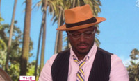 VIDEO: Taye Diggs Talks Recent Home Burglary on THE TALK