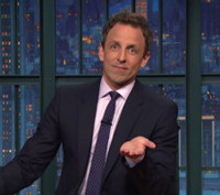 VIDEO: Seth Meyers Makes an Amazing Offer to Donald Trump on LATE NIGHT