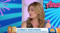 VIDEO: SNL' Alum Ana Gasteyer Talks New Netflix Series 'Lady Dynamite' on TODAY