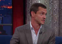 VIDEO: Hugh Dancy Shares Some Advice About Starting a Cult on LATE SHOW