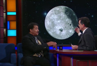 VIDEO: Neil deGrasse Tyson Reveals It's a Woman, Not a Man in the Moon