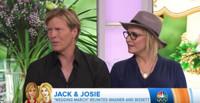 VIDEO: Josie Bissett, Jack Wagner Reunite 17 Years After 'Melrose Place'
