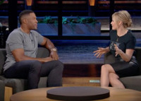 VIDEO: Sneak Peek - Michael Strahan Reveals He Doesn't Miss 'LIVE' Gig on CHELSEA