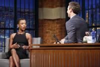 VIDEO: Samira Wiley Talks Major 'Orange Is the New Black' Spoilers on LATE NIGHT