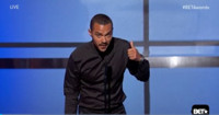 VIDEO: Jesse Williams Accepts Humanitarian Award at 2016 BET AWARDS