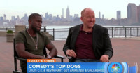 VIDEO: Kevin Hart, Louis C.K. Are Top Dogs In New Animated Film 'The Secret Life Of Pets'