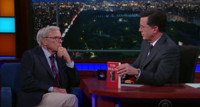 VIDEO: Tom Brokaw Talks Battle with Cancer & New Book on LATE SHOW