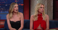 VIDEO: BARELY FAMOUS Stars Sara & Erin Foster Insist the Joke Is Always On Them