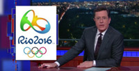VIDEO: Stephen Colbert Explains Why The Rio Olympics Are In Total Disarray