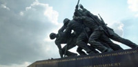VIDEO: Sneak Peek - Gene Hackman Narrates Smithsonian Channel's THE UNKNOWN FLAG RAISER OF IWO JIMA