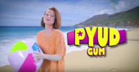 VIDEO: Ellie Kemper Stars In Russian Commercial For New 'Pyud' Gum on LATE SHOW