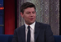 VIDEO: OUTCAST Star Patrick Fugit Reveals a Fear of Empty Chairs on LATE SHOW