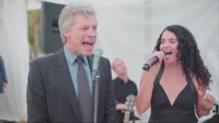 VIDEO: Jon Bon Jovi Gives Surprise 'Living On A Prayer' Performance at Miami Wedding
