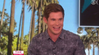 VIDEO: Adam Devine Reveals: 'I Thought 'Pitch Perfect' Was A Baseball Movie'