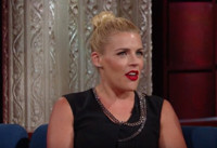 VIDEO: Busy Phillips Talks New Comedy 'Vice Principals' on LATE SHOW