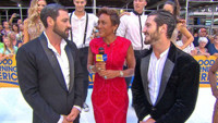 VIDEO: DWTS' Brothers Maks and Val Chmerkovskiy Talk 'Our Way' Tour