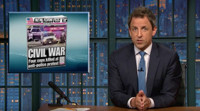 VIDEO: Seth Meyers Takes a Closer Look at Political Response to Dallas Shootings