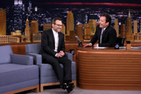 VIDEO: Christian Slater Shares Exclusive MR. ROBOT Clip on TONIGHT SHOW