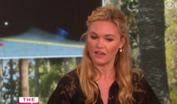 VIDEO: Julia Stiles Shares Memory of Working with Heath Ledger on THE TALK