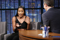 VIDEO: Keke Palmer Talks Challenges of Lending Voice to ICE AGE: COLLISION COURSE