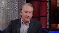 VIDEO: Bill Maher Talks Recent Shootings, Donald Trump & More on LATE SHOW