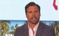 VIDEO: Joshua Morrow Spills Details on 'Young and the Restless' on THE TALK