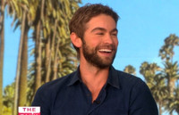 VIDEO: Chace Crawford Takes on Cowboys - Eagles Bet on THE TALK