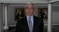VIDEO: Sam Waterston Recounts Important Convention History on LATE SHOW