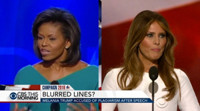 VIDEO: Did Melania Trump's Speech Plagiarize from Michelle Obama's?