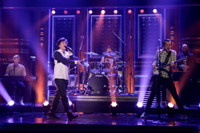 VIDEO: Lukas Graham Perform New Single 'Mama Said' on TONIGHT