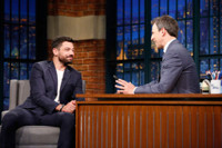 VIDEO: Dominic Cooper Talks Hit Series 'Preacher' on LATE NIGHT