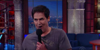 VIDEO: Mark Cuban 'Takes the Gloves Off' to Rip Into Donald Trump on LATE SHOW