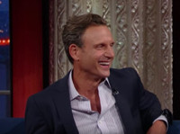 VIDEO: Tony Goldwyn Is A Surrogate For Hillary Clinton on LATE SHOW