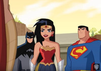 VIDEO: Warner Bros Gives First Look at JUSTICE LEAGUE ACTION at Comic Con