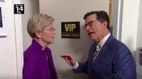 VIDEO: Elizabeth Warren On Trump: 'He Sounded Like A Two-Bit Dictator'