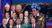VIDEO: LATE SHOW's 'Hungry For Power Games' Looks Back at Republican Convention