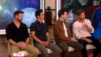 VIDEO: Starry Cast of STAR TREK BEYOND Reveals All on 'The Talk'