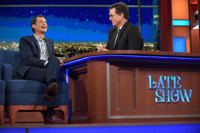 VIDEO: Anthony Weiner Tells Stephen Colbert: 'I Cried When Hillary Lost to Obama'