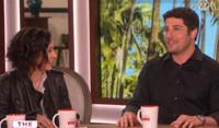 VIDEO: Jason Biggs Talks Parenting Challenges on THE TALK